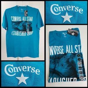 Converse Men All Star Graphic T-Shirt